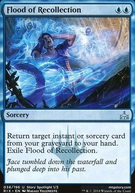 Rivals of Ixalan: Flood of Recollection