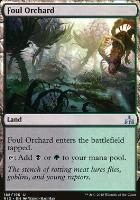 Rivals of Ixalan: Foul Orchard