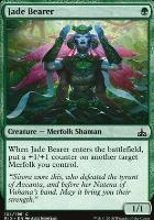 Rivals of Ixalan: Jade Bearer