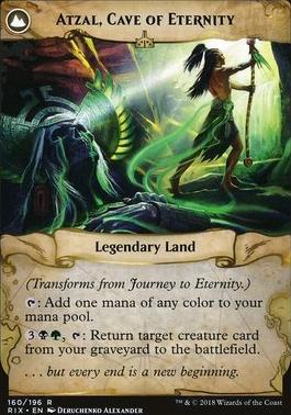 Rivals of Ixalan: Journey to Eternity