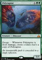 Rivals of Ixalan: Polyraptor