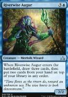 Rivals of Ixalan: Riverwise Augur