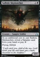 Rivals of Ixalan: Sadistic Skymarcher