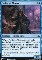 Rivals of Ixalan Foil: Sailor of Means