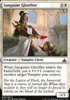 Rivals of Ixalan: Sanguine Glorifier