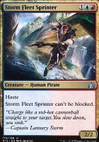 Rivals of Ixalan Foil: Storm Fleet Sprinter