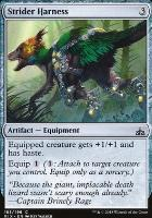 Rivals of Ixalan Foil: Strider Harness