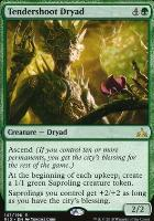 Rivals of Ixalan: Tendershoot Dryad