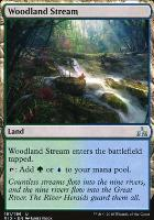 Rivals of Ixalan Foil: Woodland Stream