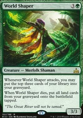 Rivals of Ixalan: World Shaper