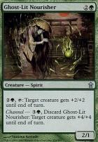 Saviors of Kamigawa Foil: Ghost-Lit Nourisher