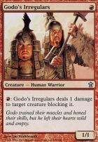 Saviors of Kamigawa: Godo's Irregulars