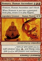Saviors of Kamigawa: Homura, Human Ascendant