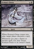 Saviors of Kamigawa: Kemuri-Onna