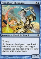 Saviors of Kamigawa: Moonbow Illusionist