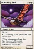 Saviors of Kamigawa: Moonwing Moth