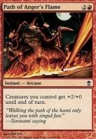 Saviors of Kamigawa Foil: Path of Anger's Flame