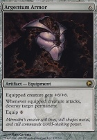 Scars of Mirrodin: Argentum Armor