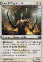 Scars of Mirrodin: Auriok Edgewright