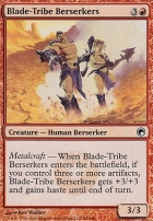 Scars of Mirrodin Foil: Blade-Tribe Berserkers