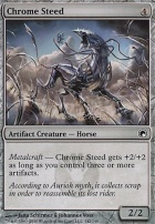 Scars of Mirrodin: Chrome Steed