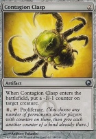 Scars of Mirrodin: Contagion Clasp