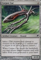 Scars of Mirrodin: Corpse Cur