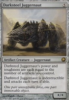 Scars of Mirrodin: Darksteel Juggernaut