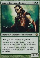 Scars of Mirrodin: Ezuri, Renegade Leader