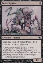 Scars of Mirrodin: Fume Spitter