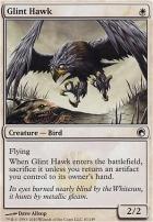Scars of Mirrodin: Glint Hawk