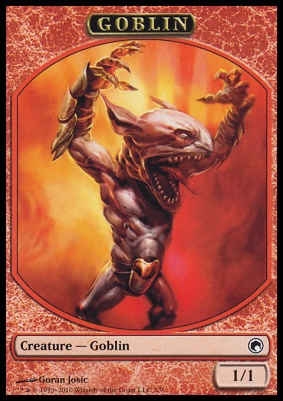 Scars of Mirrodin: Goblin Token