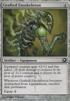 Scars of Mirrodin: Grafted Exoskeleton