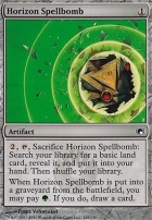 Scars of Mirrodin Foil: Horizon Spellbomb