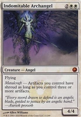 Scars of Mirrodin: Indomitable Archangel