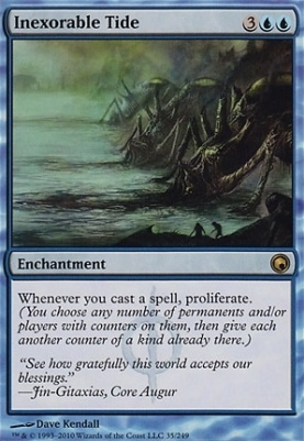 Scars of Mirrodin: Inexorable Tide