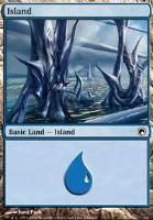 Scars of Mirrodin: Island (234 A)
