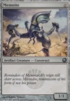 Scars of Mirrodin: Memnite
