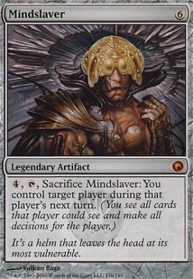 Scars of Mirrodin: Mindslaver