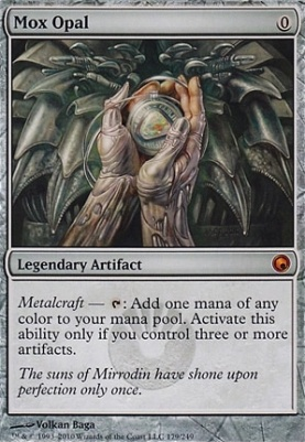 Scars of Mirrodin: Mox Opal