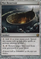 Scars of Mirrodin: Myr Reservoir