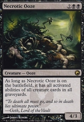 Scars of Mirrodin: Necrotic Ooze
