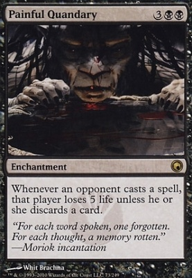 Scars of Mirrodin: Painful Quandary