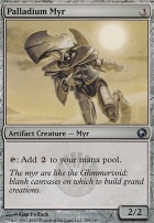 Scars of Mirrodin: Palladium Myr