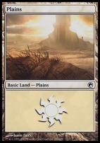 Scars of Mirrodin: Plains (231 B)