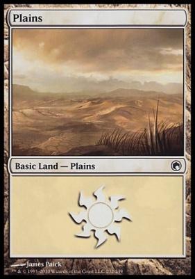 Scars of Mirrodin: Plains (232 C)