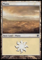 Scars of Mirrodin: Plains (232 C)
