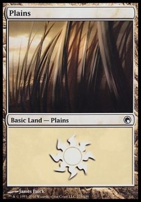 Scars of Mirrodin: Plains (233 D)