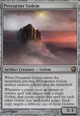 Scars of Mirrodin: Precursor Golem