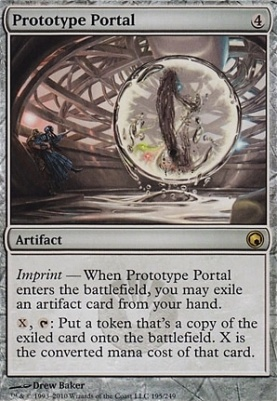 Scars of Mirrodin: Prototype Portal